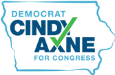 Democrat Cindy Axne for Congress