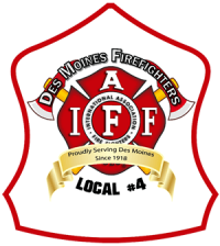Des Moines Firefighters AIFF Local #4